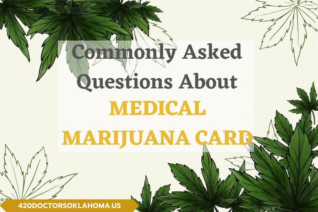 Medical Marijuana Card in Oklahoma